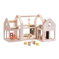 PlanToys SlidenGo Puppenhaus