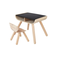 PlanToys Tisch & Stuhl