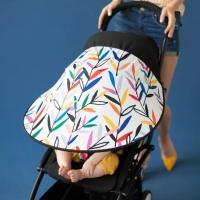 Leokid Sonnenschutz für Kinderwagen und Kindersitze, Fantasy Forest