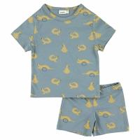 Trixie kurzes Pyjama (zweiteilig), Whippy Weasel