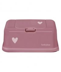 FunkyBox Feuchttücher Box, Herz