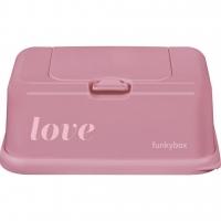 FunkyBox Feuchttücher Box, Love