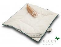 Cocoon Baby Kopfkissen aus Kapok, 40 x 60 cm flach