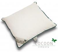 Cocoon Junior Kopfkissen aus Kapok, 80 x 80 cm