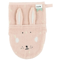 Trixie Baby Waschhandschuh, Mrs. Rabbit