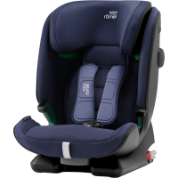 Britax Römer Advansafix i-Size, Moonlight Blue 2020