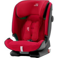 Britax Römer Advansafix i-Size, Fire Red 2020