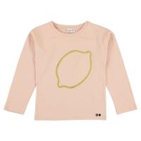 Trixie T-Shirt mit langen Ärmeln Lemon Squash