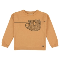 Trixie Sweatshirt Silly Sloth
