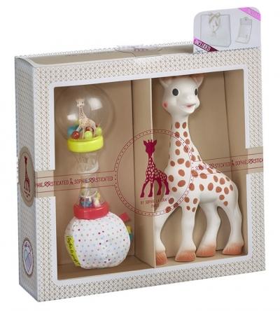 Sophie la girafe Geschenkset No. 4