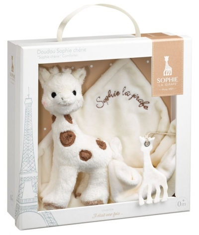 Sophie la girafe Geschenkset Chérie