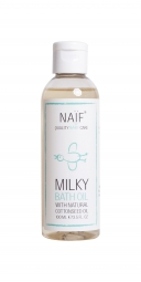 NAÏF Baby Care - Milky Badeoel, 100 ml