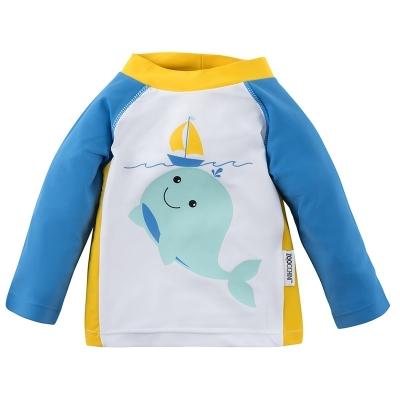 Zoocchini UV-Schutz-Shirt/ Rashguards - Wal