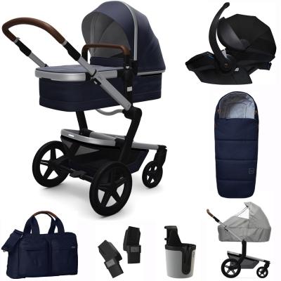 JOOLZ Day+ Kinderwagen Premium Set, Classic Blue (inkl. Versicherung)