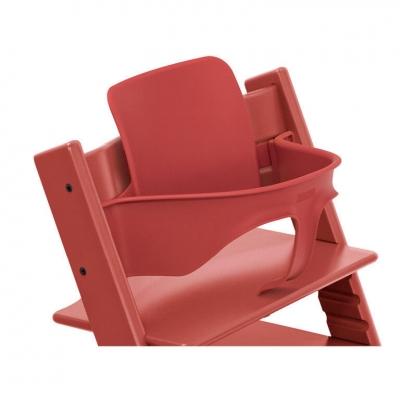STOKKE Tripp Trapp Baby Set - Warm Red