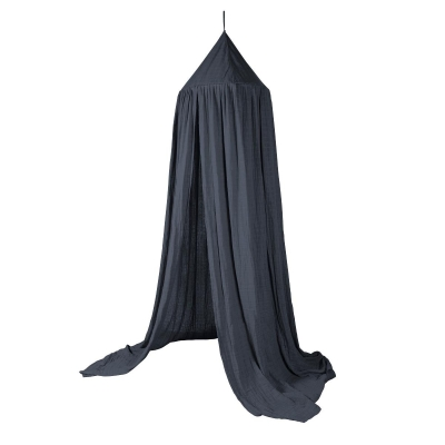 Sebra Baldachin Canopy, denim blue