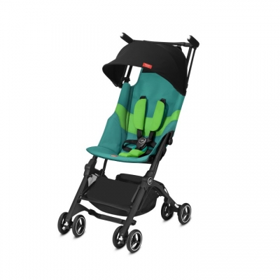 gb Goodbaby Pockit+ All Terrain Reisebuggy, Laguna Blue