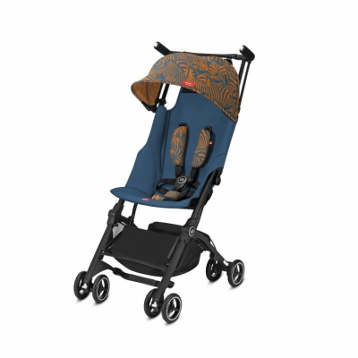 gb Goodbaby Pockit+ All Terrain Reisebuggy Fashion Collection, Atlantic Orange 2020