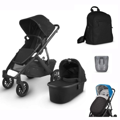 Uppababy Vista v2 3KH Set Plus, Jake