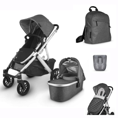 Uppababy Vista v2 3KH Set Plus, Jordan