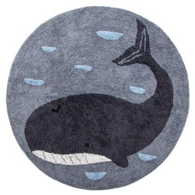 Sebra Teppich, Marion der Wal
