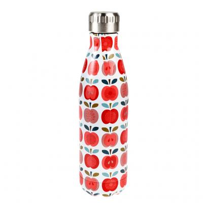 Rex London Edelstahl Thermosflasche, Vintage Apple