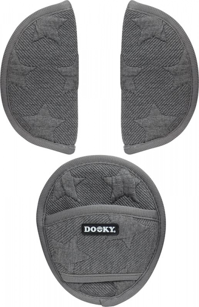 Dooky Universal Pads, Strick
