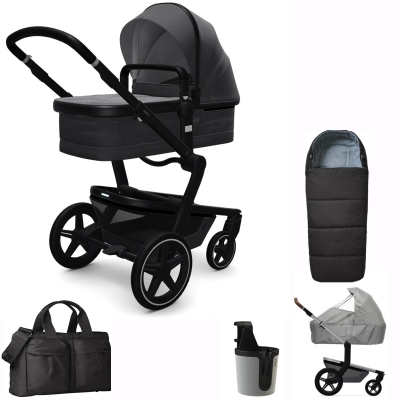 JOOLZ Day+ Kinderwagen #3KHSetPlus, Awesome Anthracite