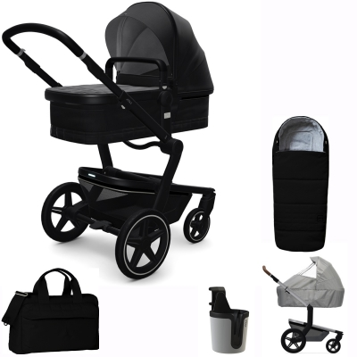 JOOLZ Day+ Kinderwagen #3KHSetPlus, Brilliant Black