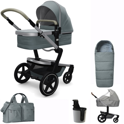 JOOLZ Day+ Kinderwagen #3KHSetPlus, Gentle Blue