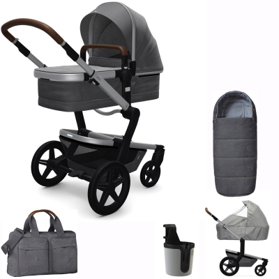 JOOLZ Day+ Kinderwagen #3KHSetPlus, Radiant Grey