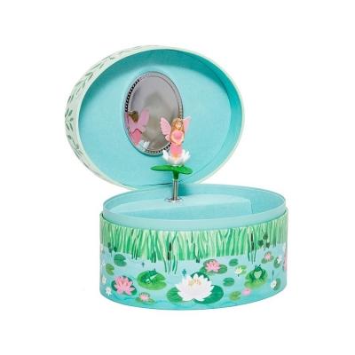 Petit Monkey Musikschatulle Water Fairy