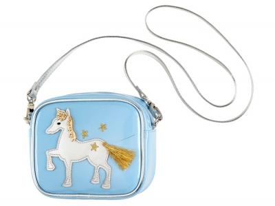 Souza Tasche Marith mit Pferd, blau