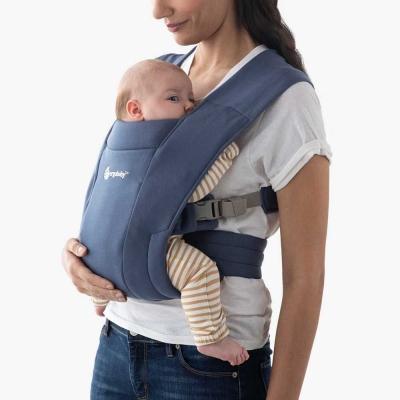Ergobaby Embrace Babytrage, Navy Blue