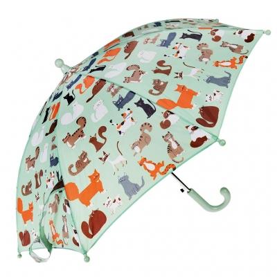 Rex London Kinder Regenschirm, Nine Lives