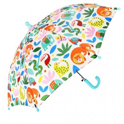Rex London Kinder Regenschirm, Wild Wonders