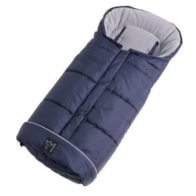 Kaiser Baby Thermofusssack POOLY, Navy