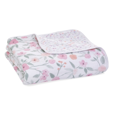 Kuscheldecke Dream Blanket - Ma Fleur Garden Party