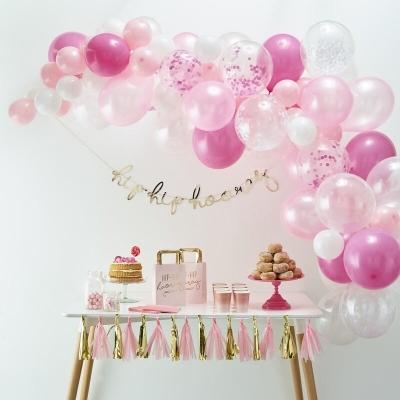 Ginger Ray Ballonbogen, Pink
