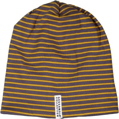 Geggamoja Mütze, Navy Stripe