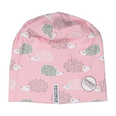 Geggamoja Mütze, Pink Hedgehog