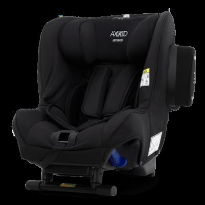 Axkid Minikid 2.0 Reboard-Autositz, Shell Black