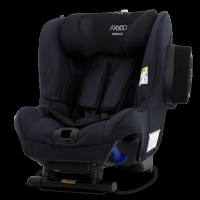 Axkid Minikid 2.0 Reboard-Autositz, Tar Black