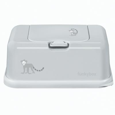 FunkyBox Feuchttücher Box, Funky Monkey