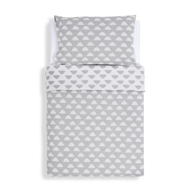 Snüz Bezug für Decke & Kissen (100x120cm & 40x60cm), Cloud Nine