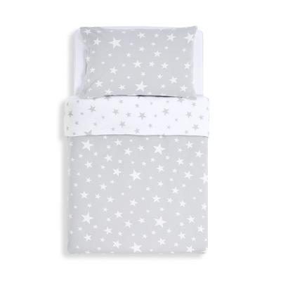 Snüz Bezug für Decke & Kissen (100x120cm & 40x60cm), Stars