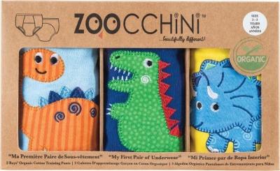 ZOOCCHINI Training Pants Boys aus Bio-Baumwolle - Jurassic Pals (3-4 Jahre)