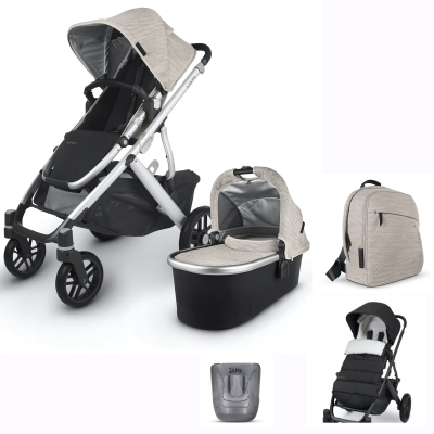 Uppababy Vista V2 3KH Set Plus, Sierra