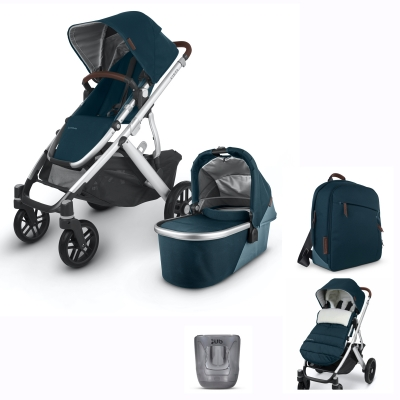 Uppababy Vista V2 3KH Set Plus, Finn