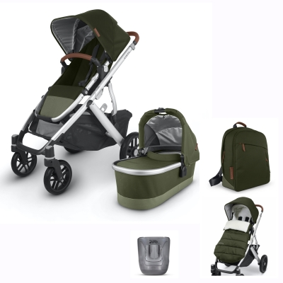 Uppababy Vista V2 3KH Set Plus, Hazel